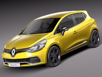 Renault Clio 2013 RS 200
