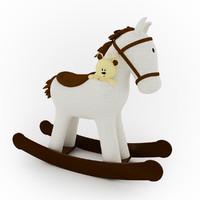 rocking horse s max