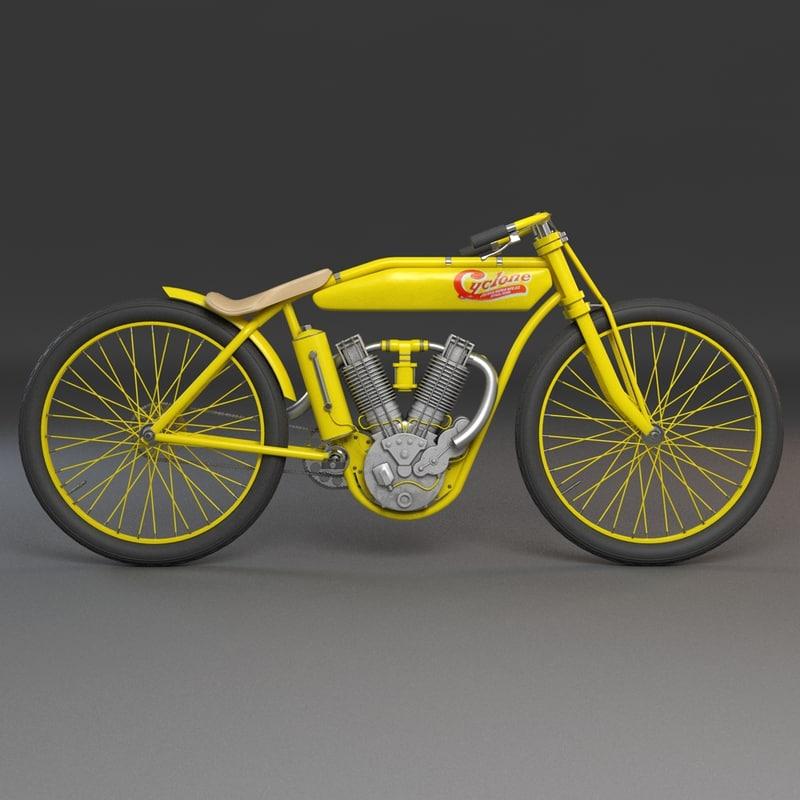 max motorbike vintage