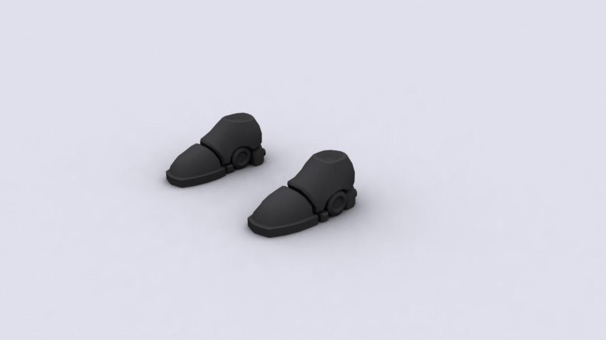 foot robot max