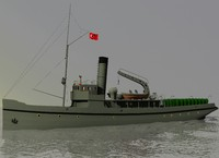Nusret Minelayer