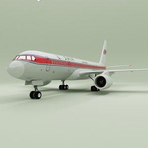 tu tupolev 204