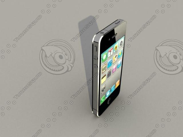 3d ma iphone4