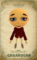 figures buratino skirt 3d pz3