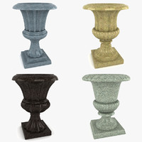 Garden Urn Collection