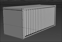 container 20 foot