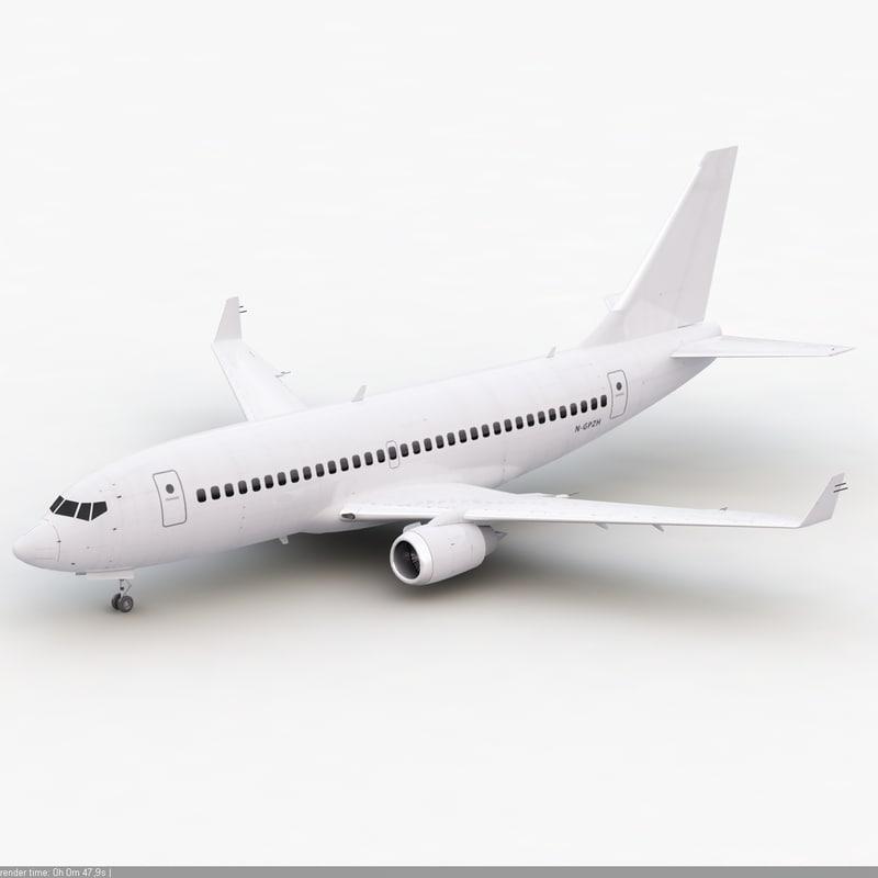 3ds boeing 737