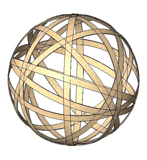 decoration ball rfa
