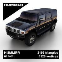 max 2002 hummer h2 suv