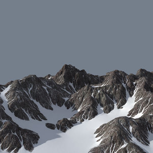 max mountainous terrain