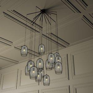 max constellation chandelier
