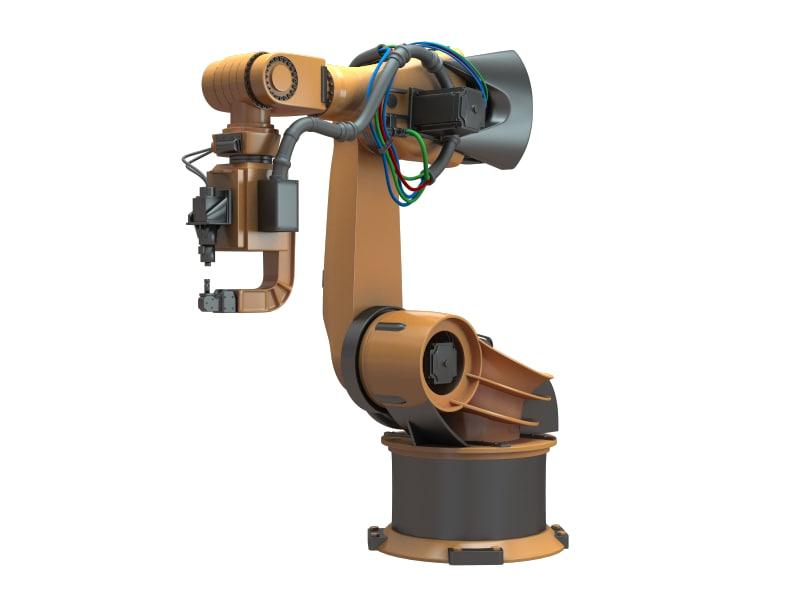 industrial robot arm max