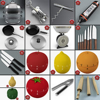 Kitchen Tools Collection v3