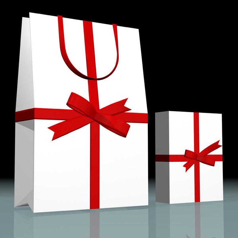 present box 3d 3ds