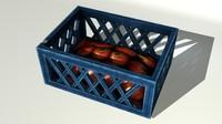 plastic box 3d max
