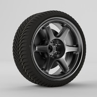 Wheel and rim