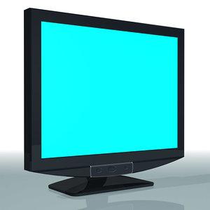 3ds flatscreen tv