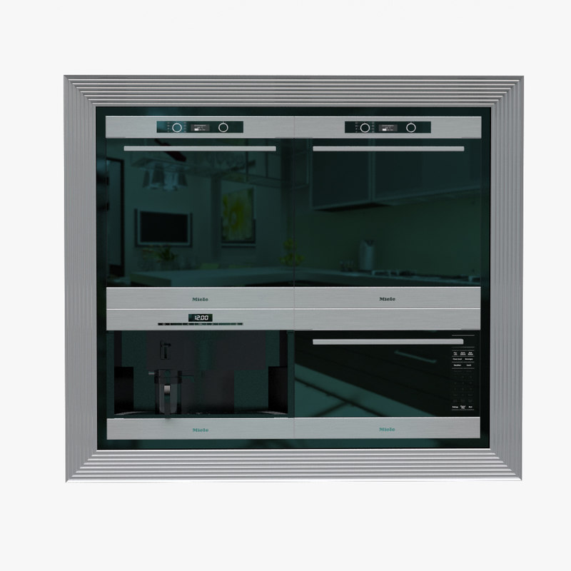 built-in oven max