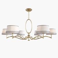 Fine art lamps chandelier 771740 2st