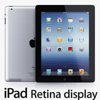 iPad 4 with Retina display Wi-Fi and Wi-Fi+Celluar