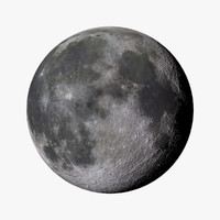 realistic moon max