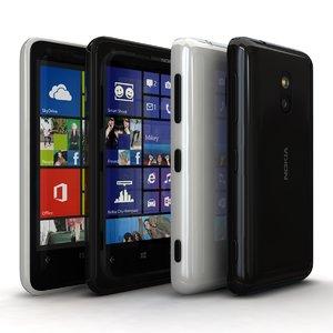 nokia lumia 620 black max
