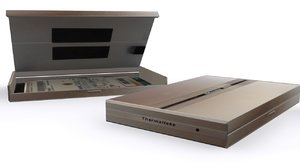 3d model external hard disk