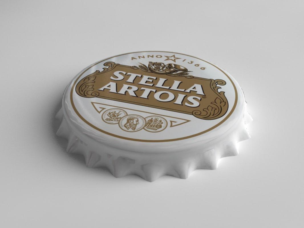 stella artois beer bottle max