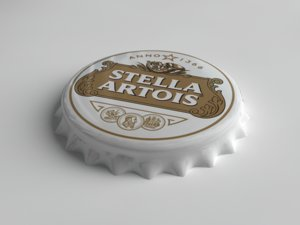 stella artois beer bottle max