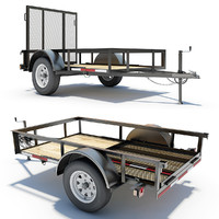 utility trailer max
