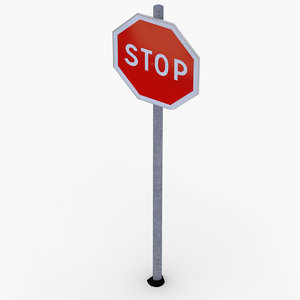 max stop sign