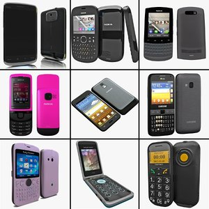 3d max cellphones 79