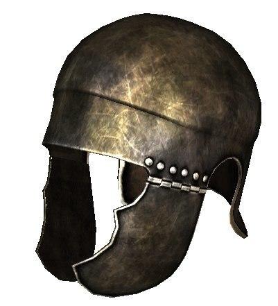 free samnite attic helmet 3d model