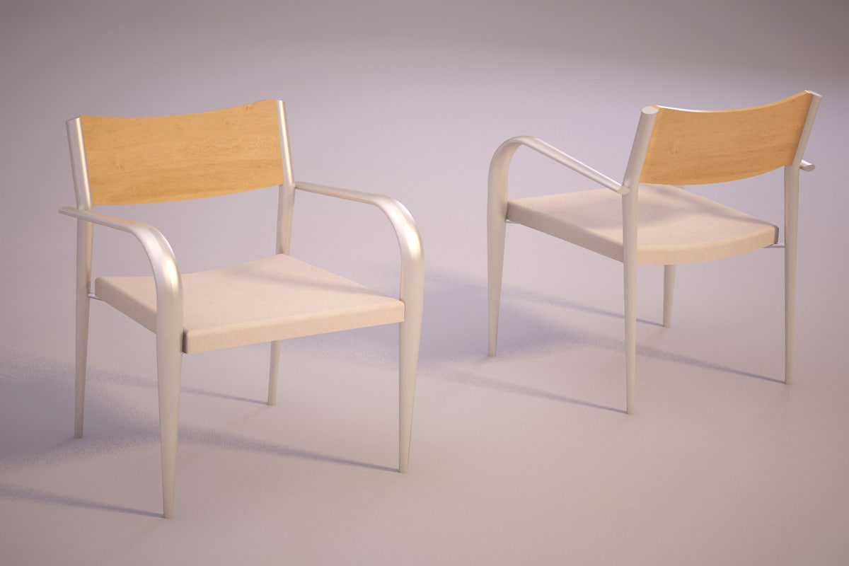 design chair 3d max
