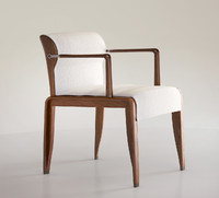 3d giorgetti armchair chair