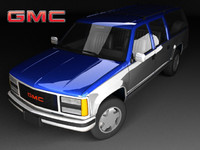 GMC Suburban Mk9 PFL