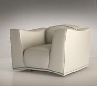 giorgetti mould armchair max