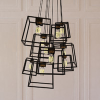 Large Frame Light Cluster