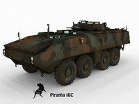 Piranha III C Spanish Marines