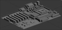 3d motherboard