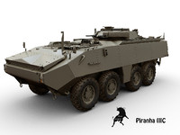 Piranha III C