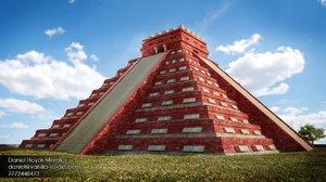 temple kukulkan max