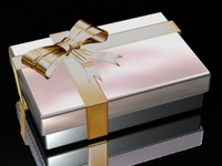 Present Box Ribbon