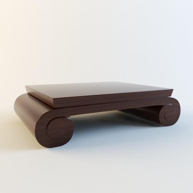 3d model ralph lauren brook