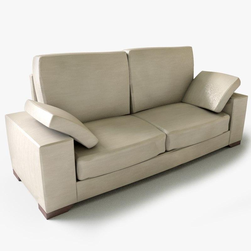 obj polantis seat couch 02
