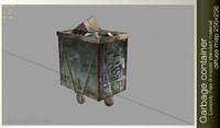 free max mode dumpster garbage