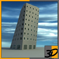 gehry tower building lwo