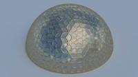 dome diamond obj