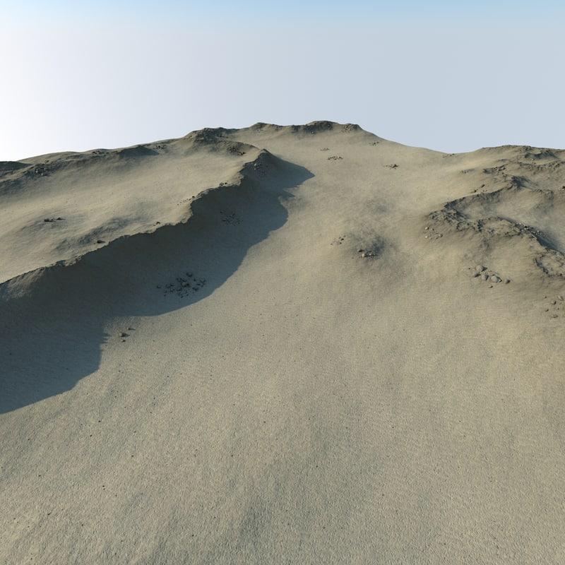 max stone desert