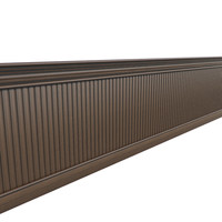 3d wood wainscoting